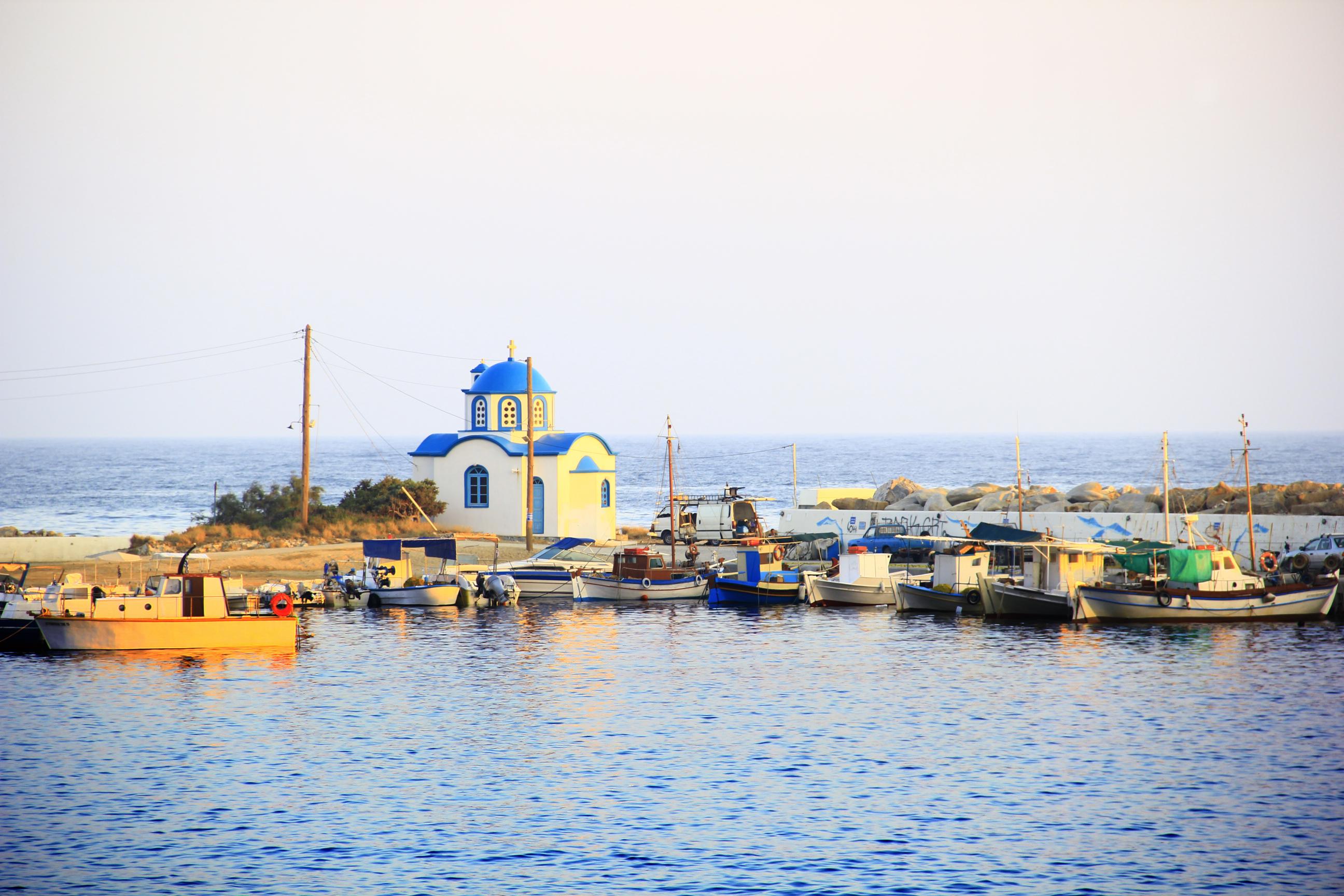 Ελληνικά νησιωτικά συμπλέγματα