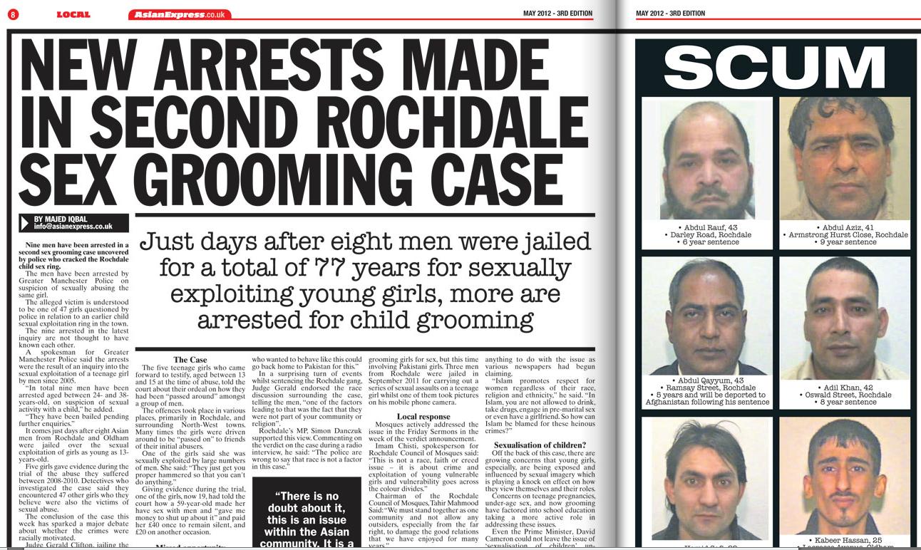 rochdale headline