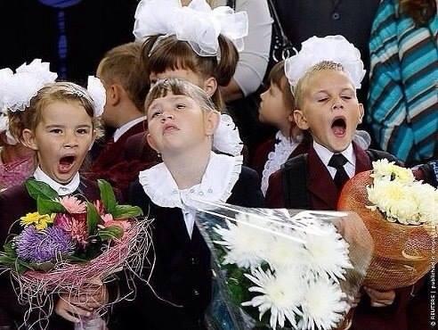Шкільні лінійки на 1 вересня - це пережиток радянської традиції, від якого потрібно відійти, - Супрун - Цензор.НЕТ 1694