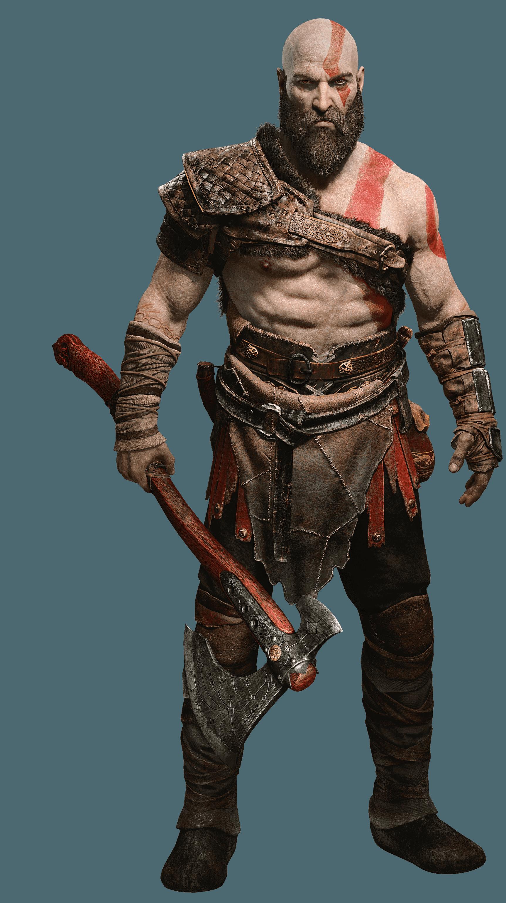 kratos_new_god_of_war_by_sonimbleinim_db