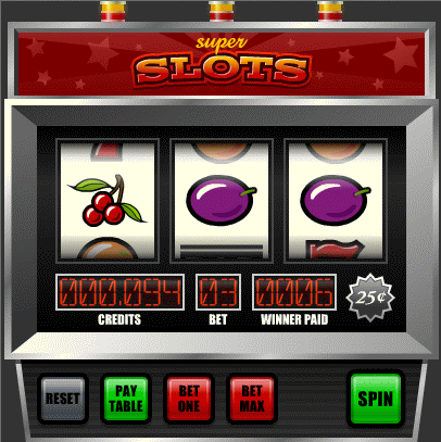 Slots Machine For US Players