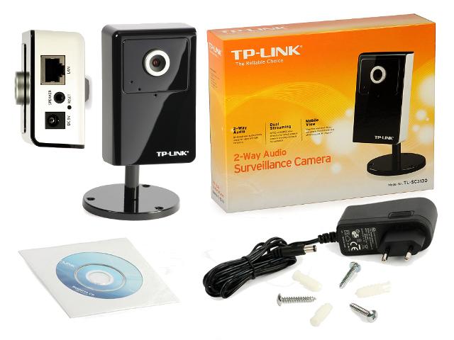 IP CAMERA TP-LINK SC3130