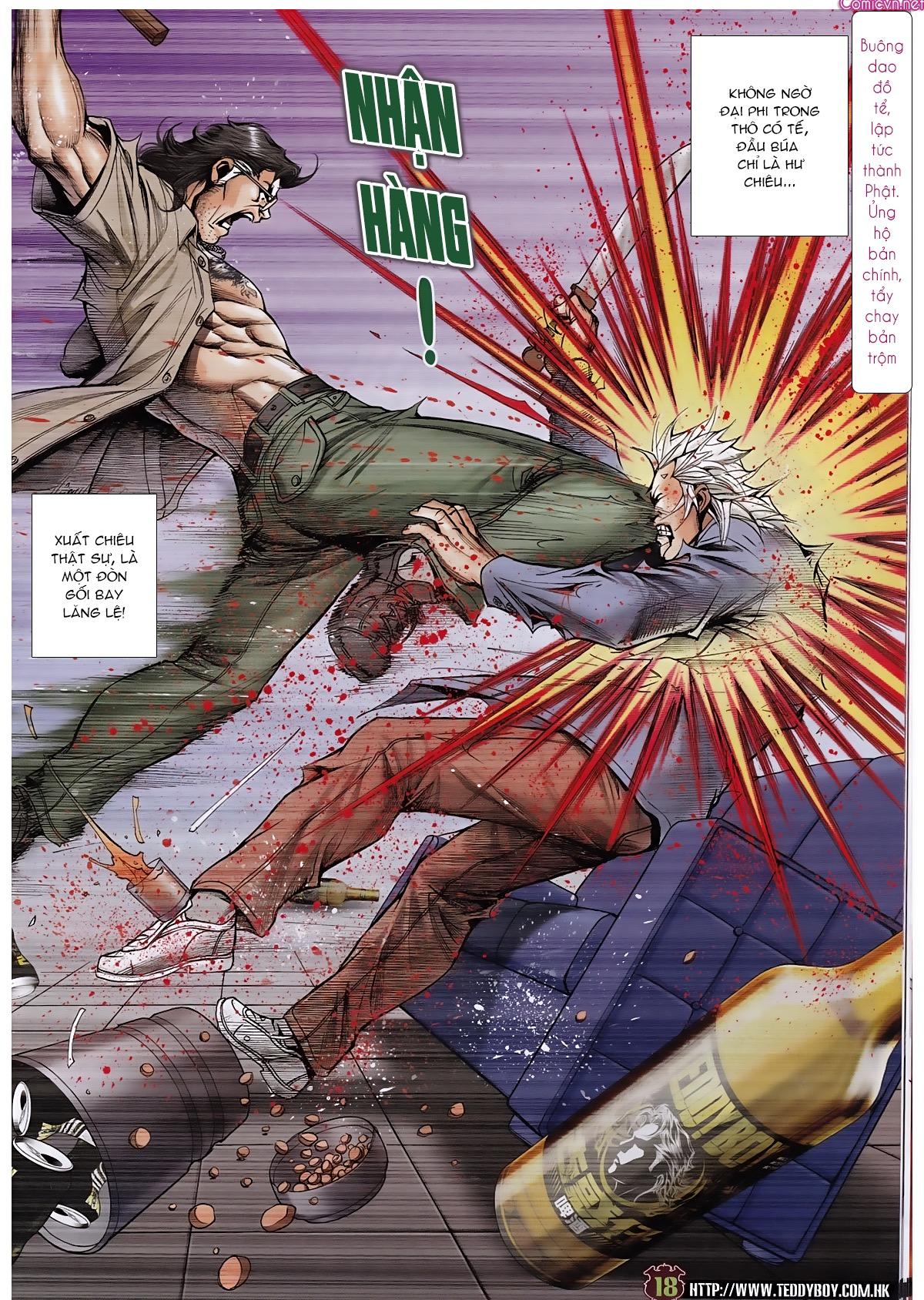 Người Trong Giang Hồ chapter 1963: đấu tử tử đấu trang 16