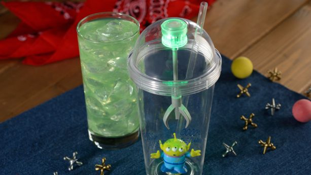 Alien Sipper Cup