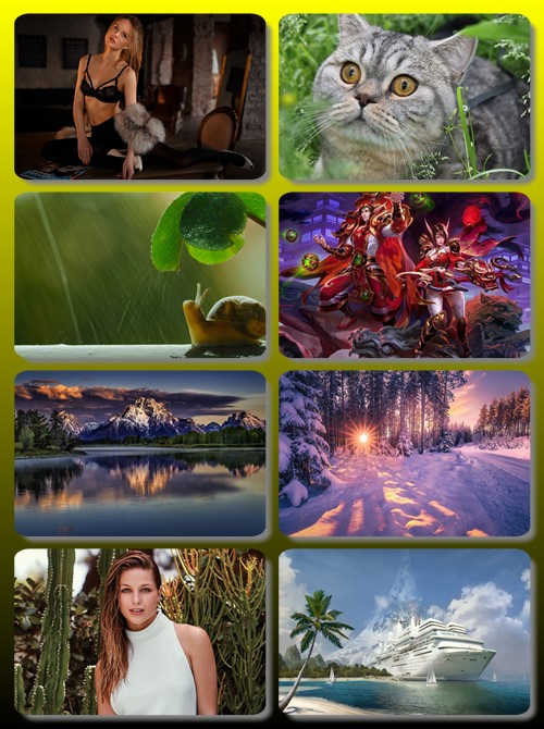 Images. Wallpapers Part 194