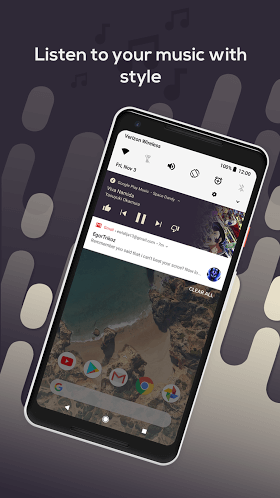 Material Notification Shade Pro 10.49 APK