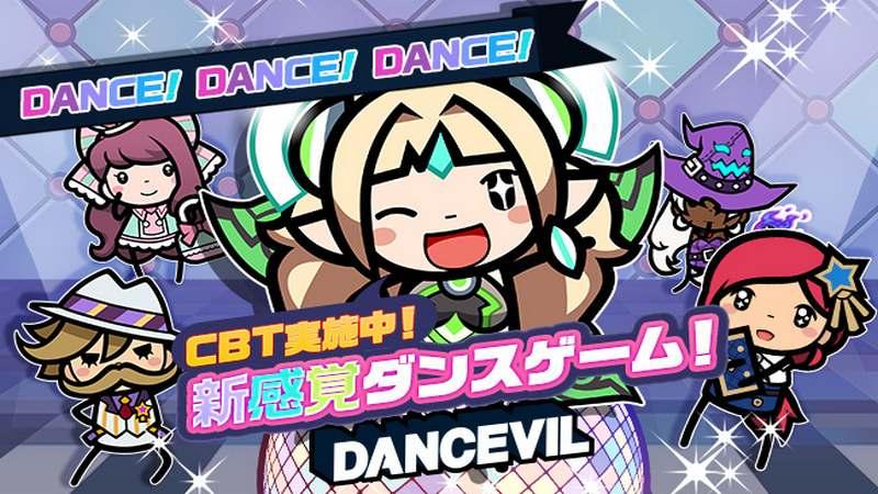 com2us, cộng đồng dancevil, dancevil, dancevision, game âm nhạc, game mobile, tải dancevil