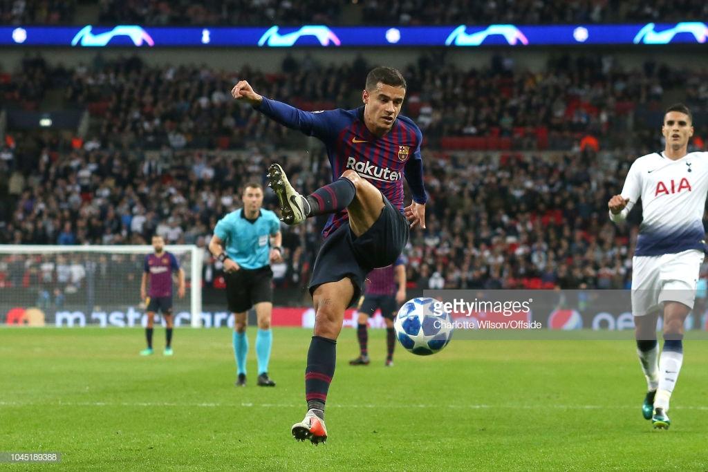 صور مباراة : توتنهام - برشلونة 2-4 ( 03-10-2018 )  G