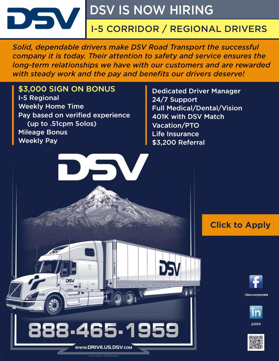 DSV-Clist-I-5-Oct018