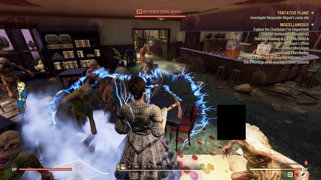 Геймер Fallout 76 нашел способ стать бессмертным и не может умереть
