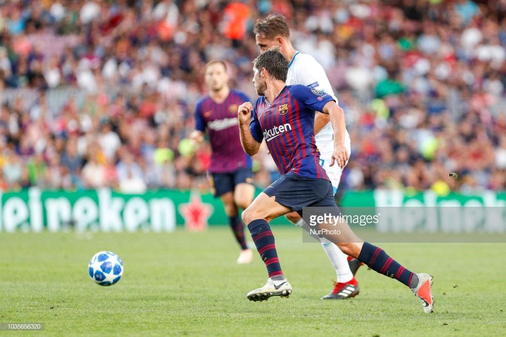 صور مباراة : برشلونة - PSV إندهوفن 4-0 ( 18-09-2018 )  Ssss