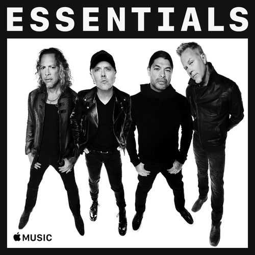 Metallica – Essentials (2018) [FLAC]