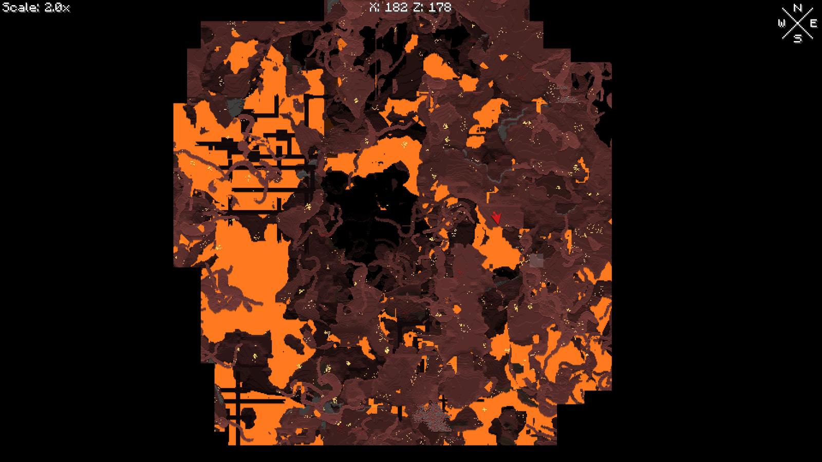 Xaeros World Map Fullscreen Map Minecraft Mods Mapping And - Coole maps fur minecraft 1 10 2