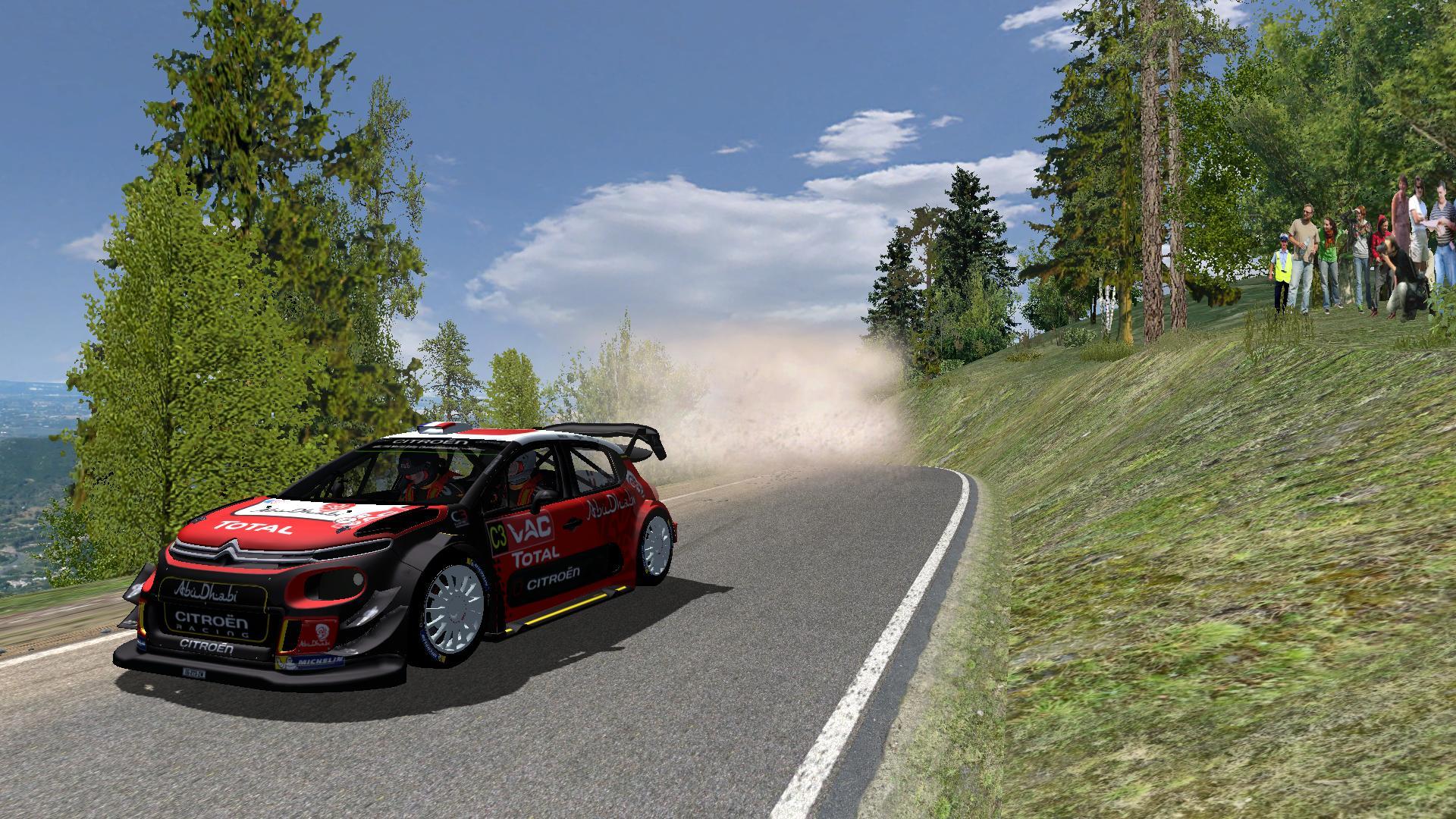Résumés WRC Geff