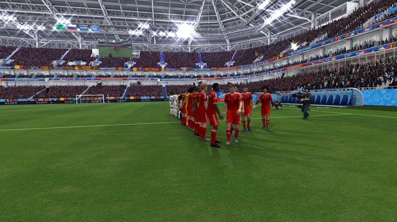 WC 18 Stadium Kaliningrad Arena For FI XIV - FIFA 14 at