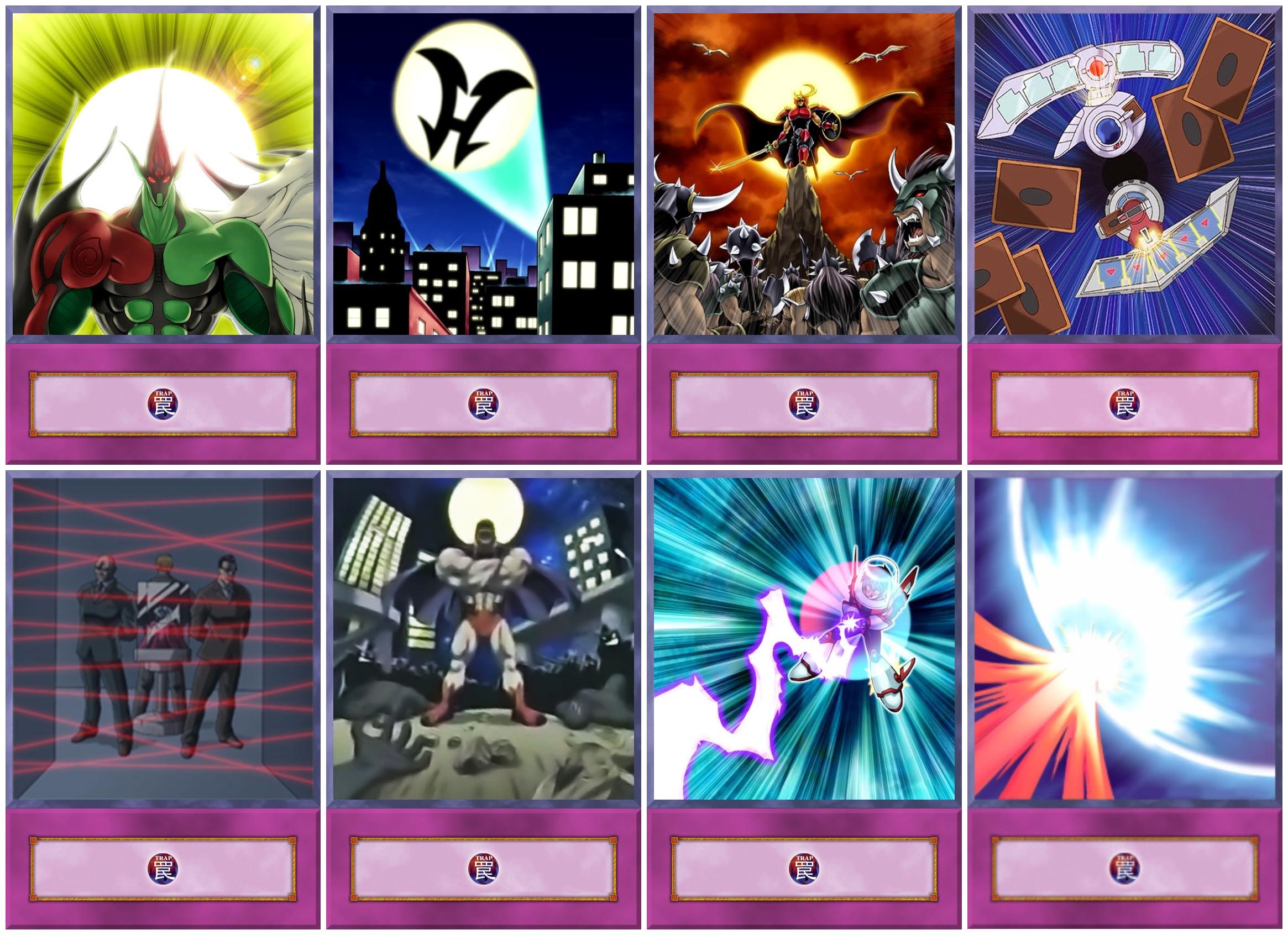 Yugioh Orica Anime Cosplay JADEN YUKI Deck of 88 cards ...