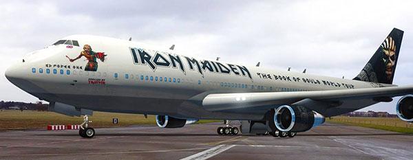 Iron Maiden 2017 _ Pt. 1