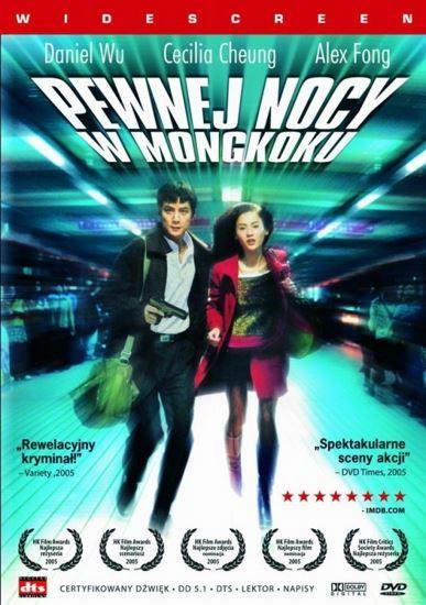 Pewnej nocy w Mongkoku / Wong Gok Hak Yau (2004) PL.AC3.DVDRip.XviD-GR4PE | Lektor PL