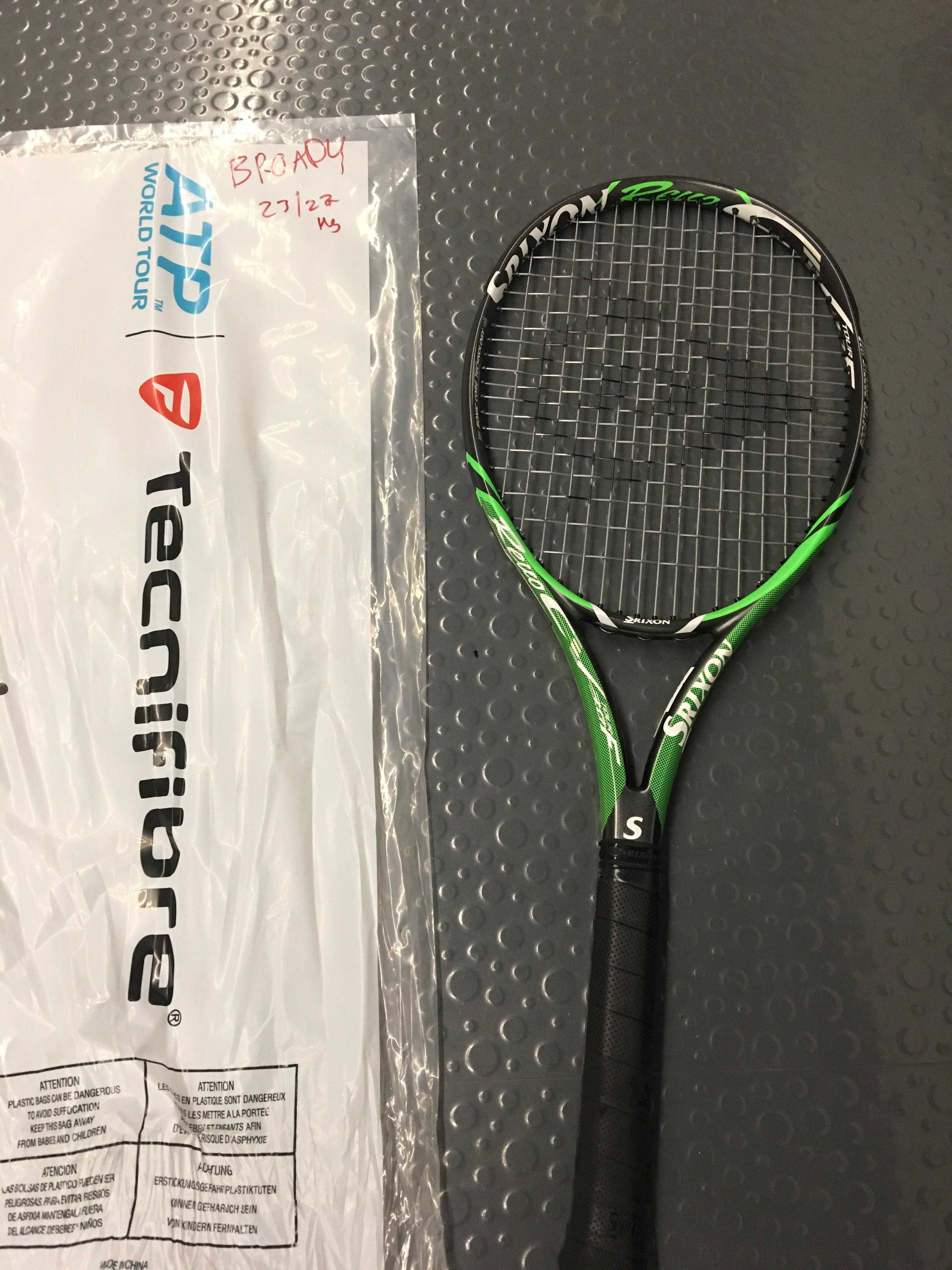 Tennis Racquet Plastic Bags Best 2018