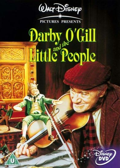 Darby O'Gill i krasnoludki / Darby O'Gill and the Little People (1959) PL.AC3.DVDRip.XviD-GR4PE | Lektor PL