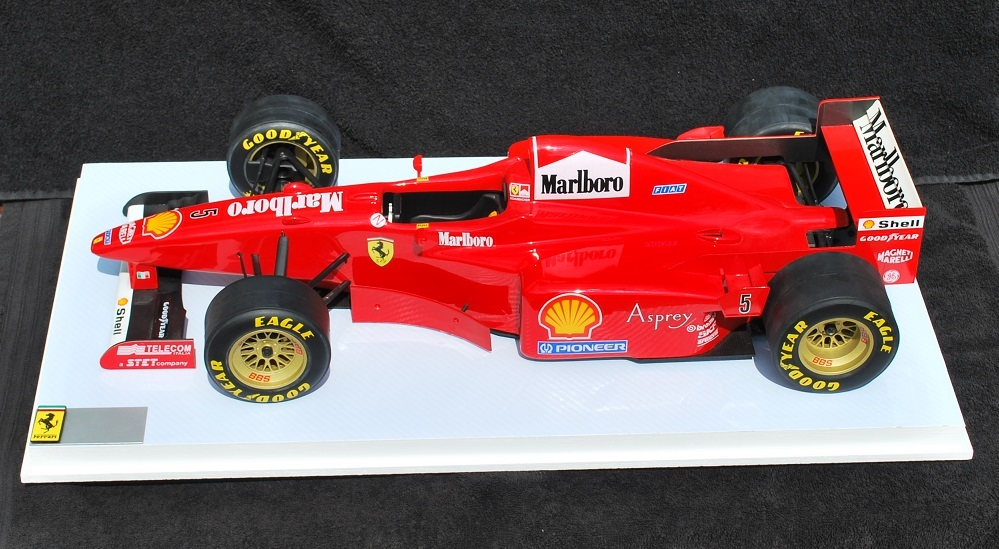 MINICHAMPS f1 ferrari michael schumacher grand prix car