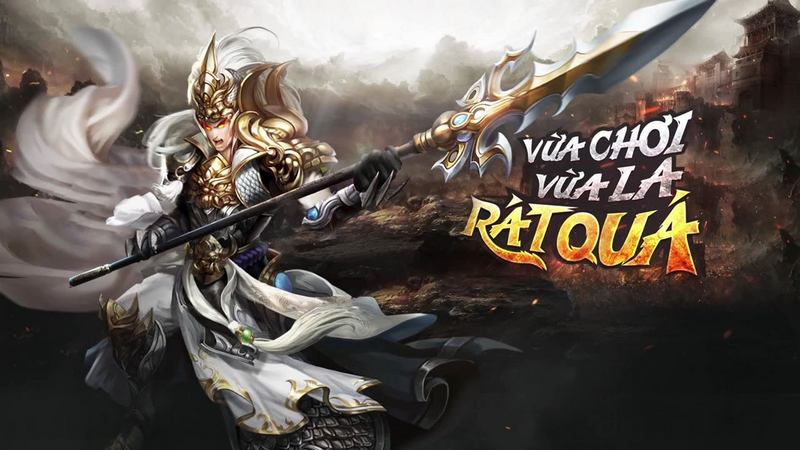 Giftcode - Võ Thần PK