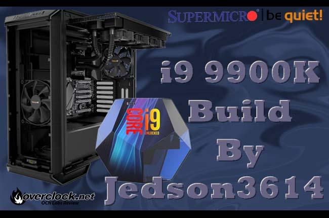 OCN Labs] bequiet! DarkBase 700/Supermicro C9Z390-PGW Build