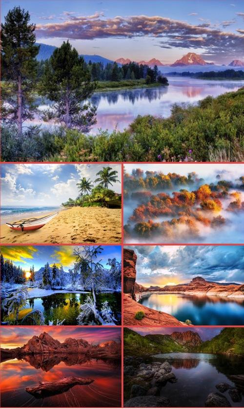 HQ Tapety. Piękną przyroda. Część 85