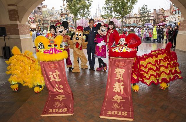 Shanghai Disneyland (2016) - Le Parc en général - Page 39 W786