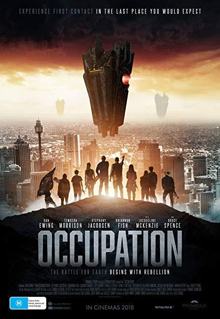 Occupation (2018) 720p HDRip x264 950MB MKV - Doridro com
