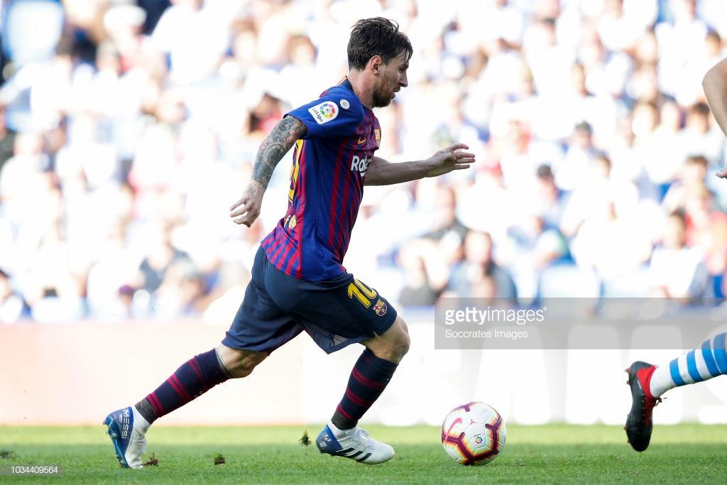 صور مباراة : ريال سوسيداد - برشلونة 1-2 ( 15-09-2018 ) L