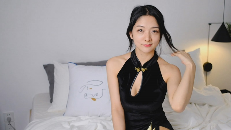 [MyGirl美媛馆] 2018.11.12 VN.041 Angela喜欢猫 [1V]