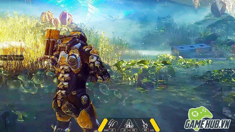 Siêu phẩm đồ họa Iron Man thế giới ảo Anthem đánh tiếng bản Beta - ảnh 1