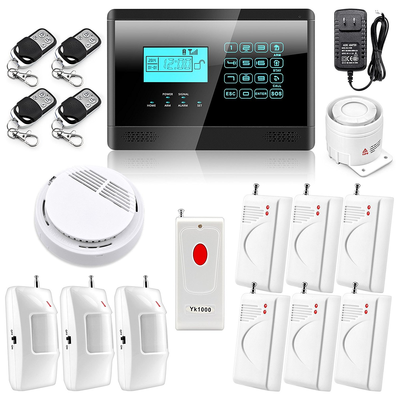 How To Set Up Home Alarm System Mycoffeepot Org