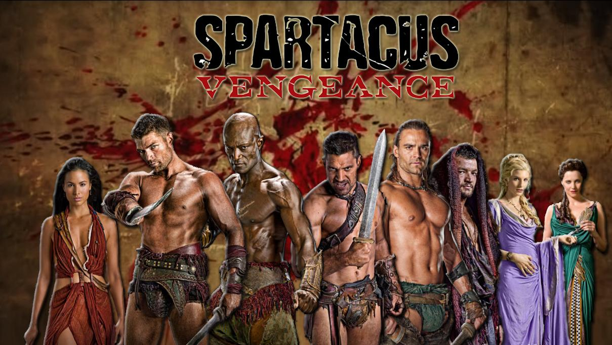 Spartacus 10 епизода, (крај на Втора сезона)