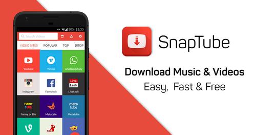 برنامج SnapTube Vip
