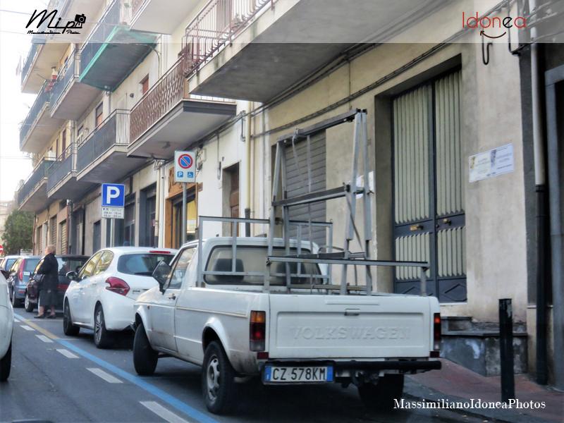 Veicoli commerciali e mezzi pesanti d'epoca o rari circolanti - Pagina 4 Volkswagen_Caddy_D_1_6_54cv_CZ578_KM