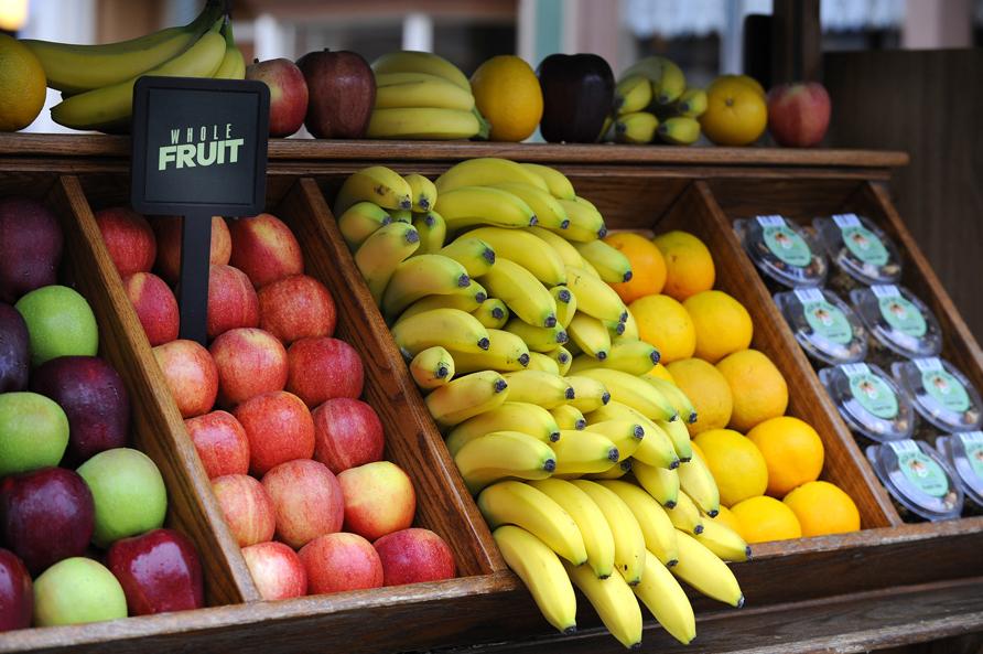 Healthy food at Walt Disney World