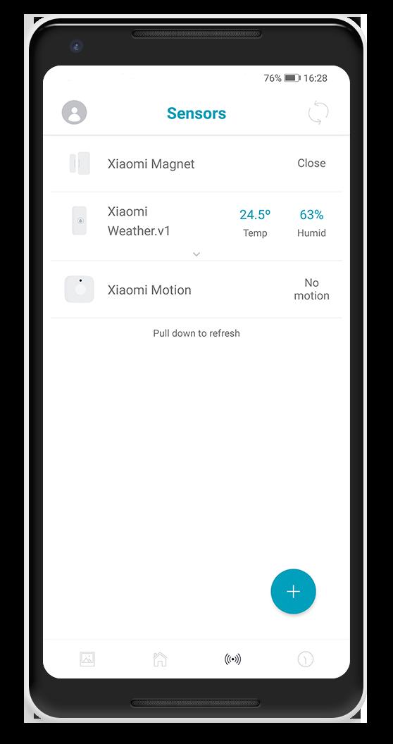 Yeti - Alternative app to control Xiaomi and Yeelight - Third Party