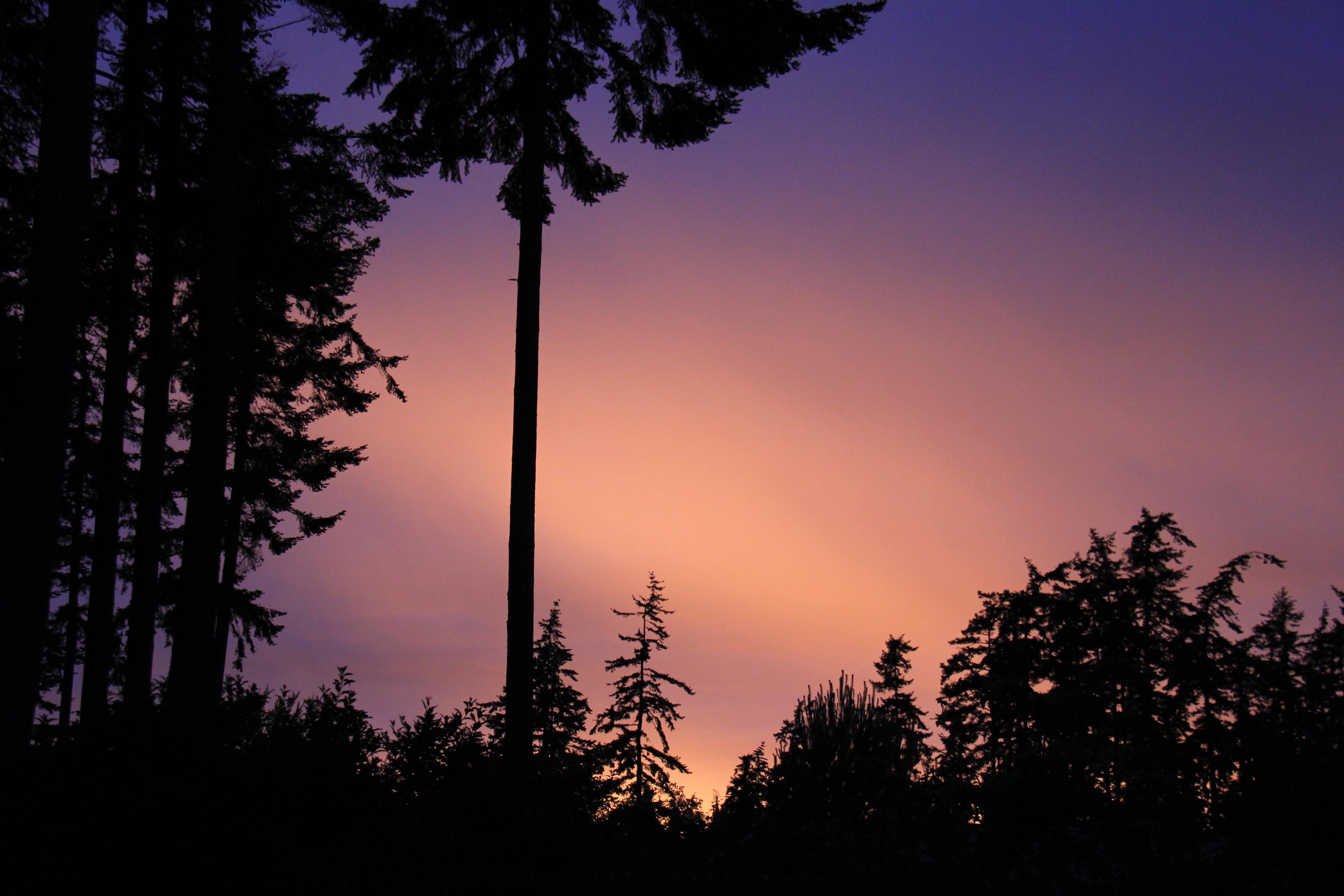 13 June sunset 2