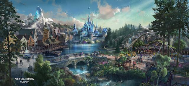 [Hong Kong Disneyland] Nouveau Land La Reine des Neiges (2021) - Page 2 W851