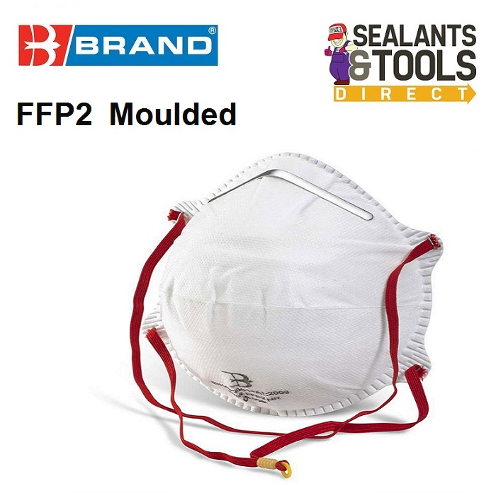 B Brand Moulded Dust Mask