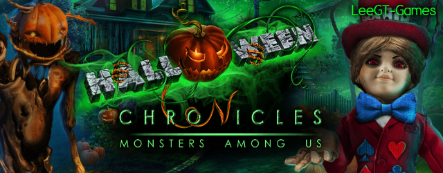 Halloween Chronicles: Monsters Among Us [Beta Version]