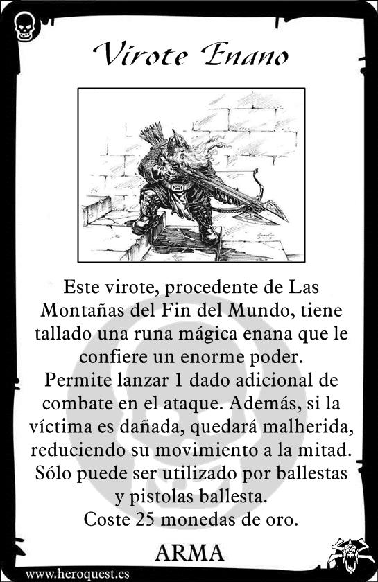 1 Virote Enano