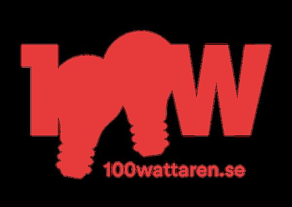 100w logo red m url