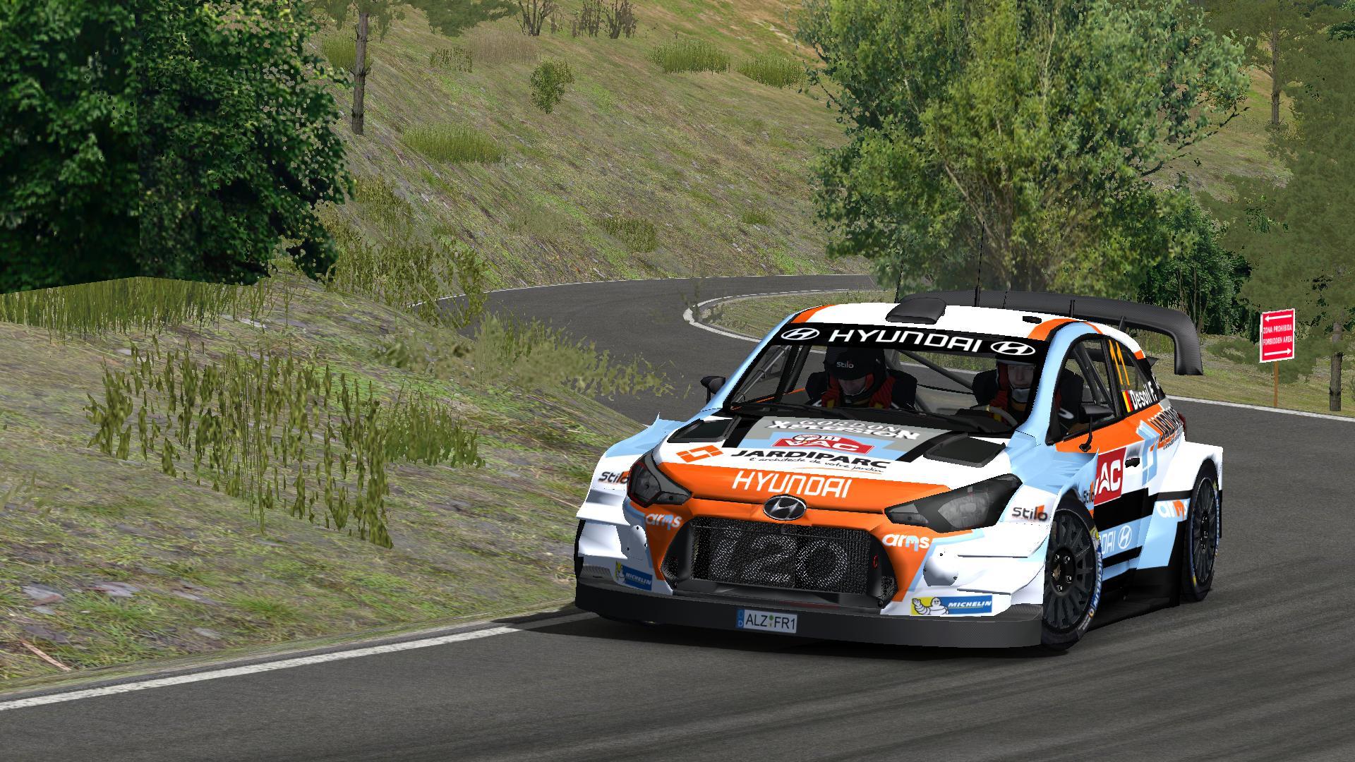 Résumés WRC Franck