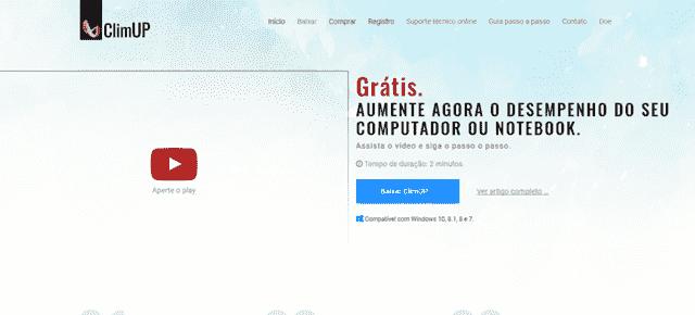 criação de sites profissionais, seo e gestão web - agência web dbai.me - climup