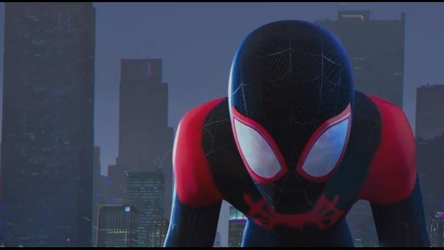 Человек-Паук: Через вселенные – Официальный Трейлер 2018