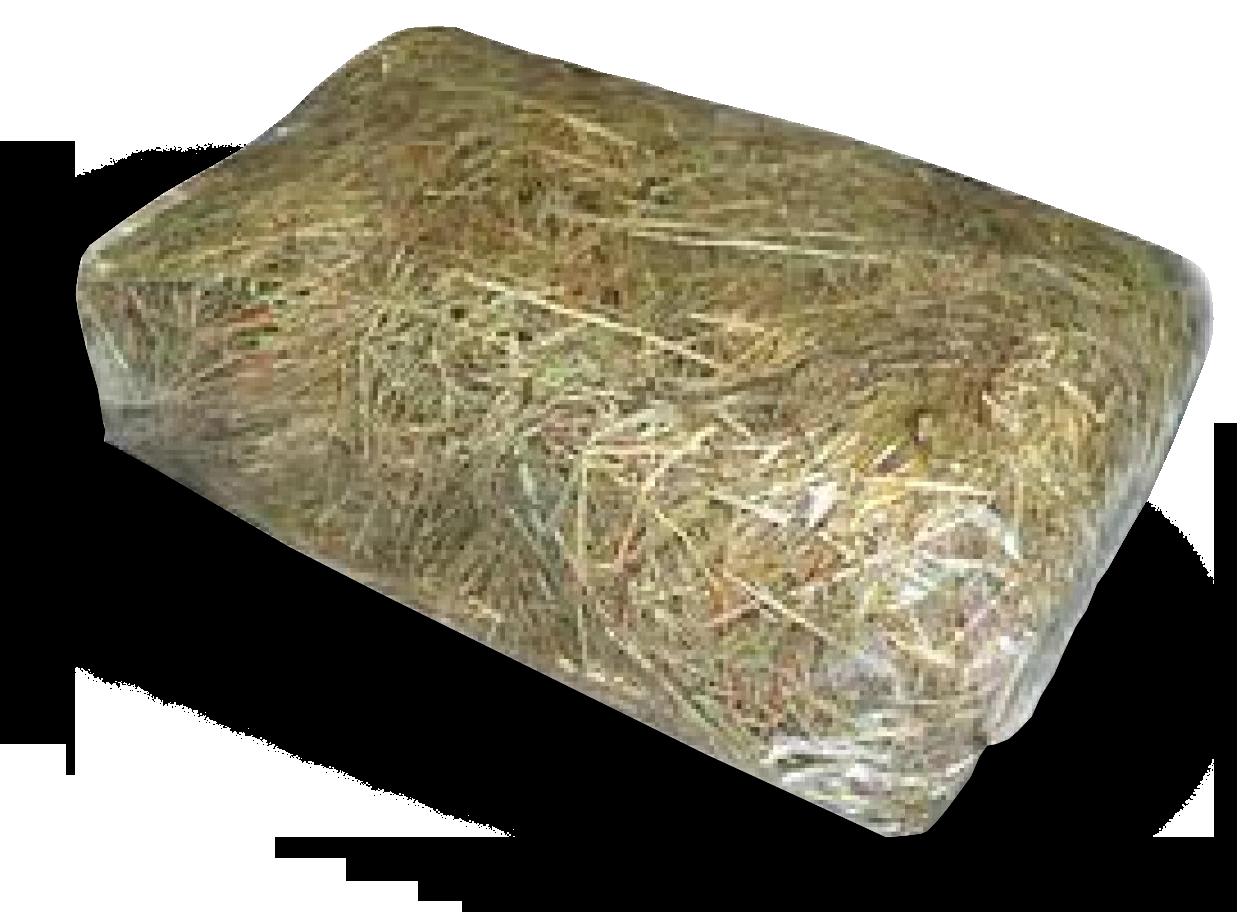 Пакетирано сено