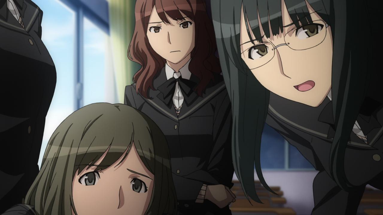 Amagami SS+ Plus – Episode 01
